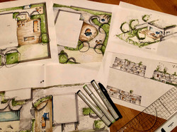 Gartengestaltung portfolio