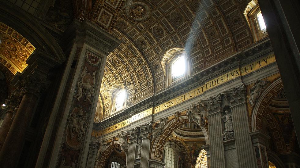 Virtuelle Tour durch die Vatikan-Museen
