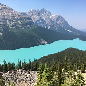 Alberta and British Columbia, Canada