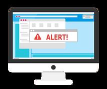 Alert-Signalementdesitewebdouteux-fraude