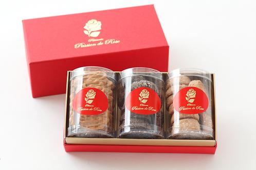 ダヴィット / クッキー3種の詰め合わせ