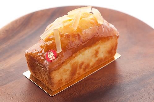 ケーク シトロン / レモンのパウンドケーキ