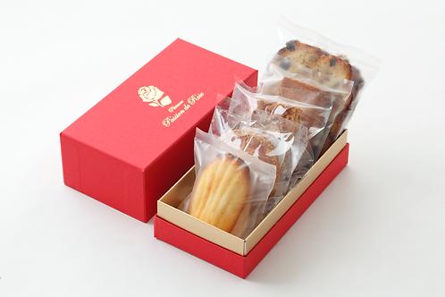 フルール / 焼き菓子5種の詰め合わせ