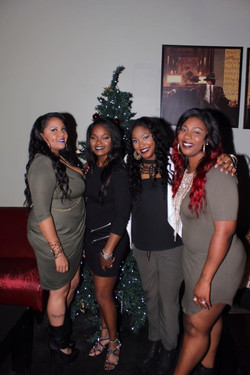 OMG Styling Team Christmas 2015