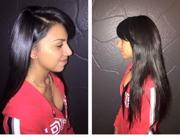 Multicultural sew-in at OMG