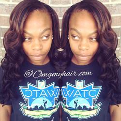 OMG Hair Studios clients