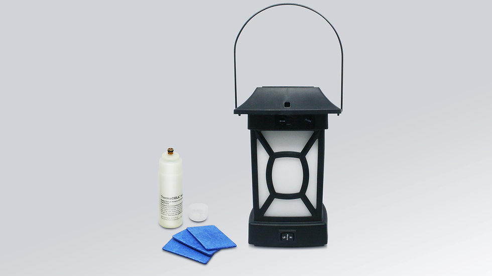 Charming Thermacell Patio Lantern