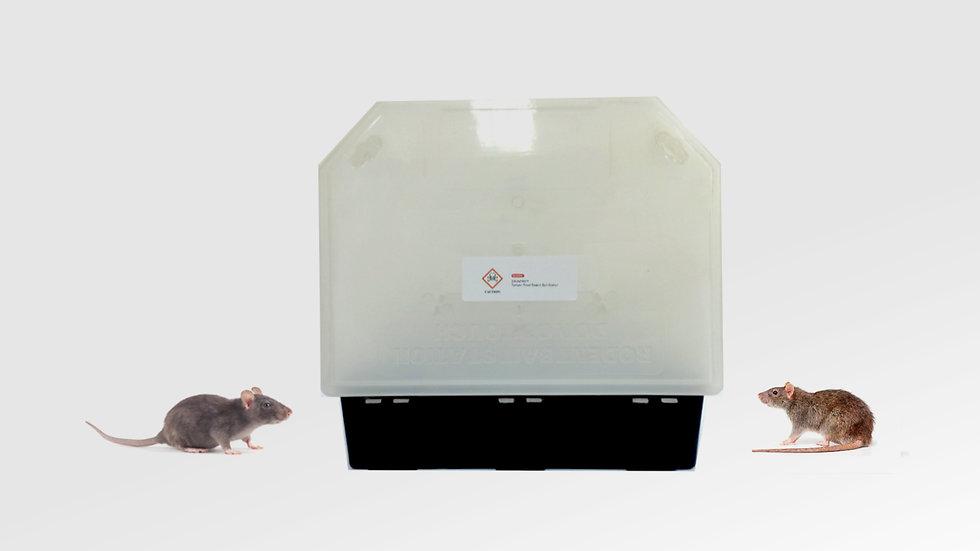 GRUNPRO™ Tamper Resistant Rodent Bait Station