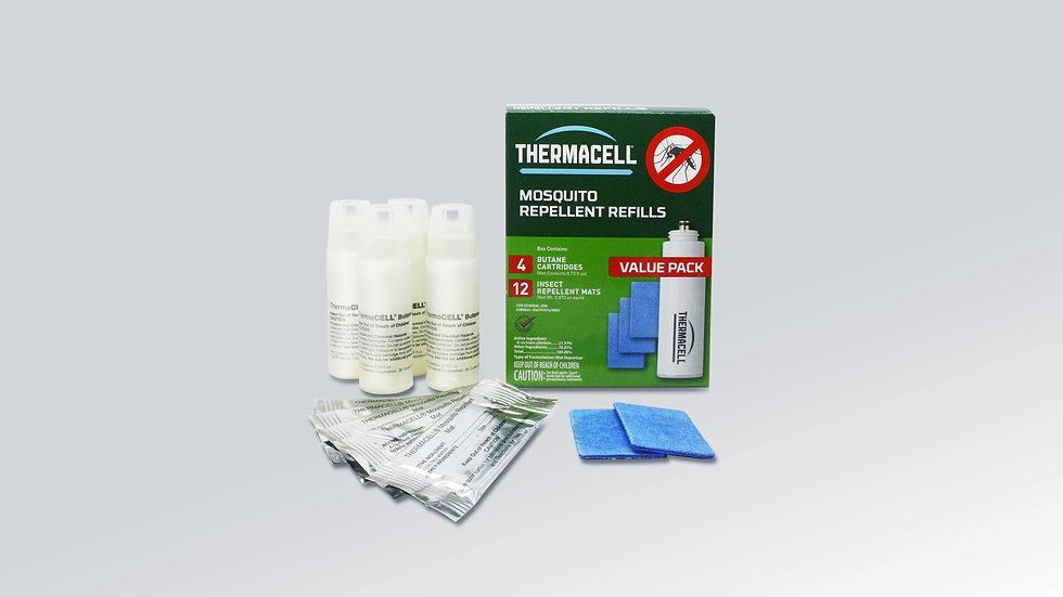 Thermacell 48 Hours Recharge Pack