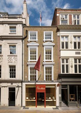 Pomellato store - New Bond Street LONDON_1.jpg