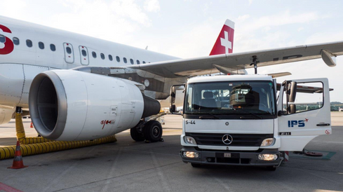 Guided Passenger Tours at Zurich Airport