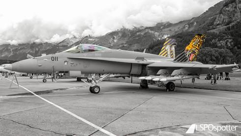 Meiringen Airbase 2018