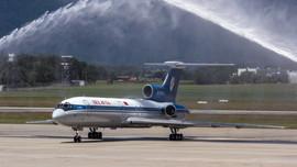 Farewell, TU-154!