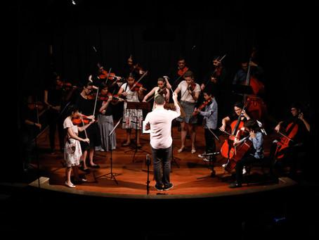 O que é uma Orquestra de Cordas?