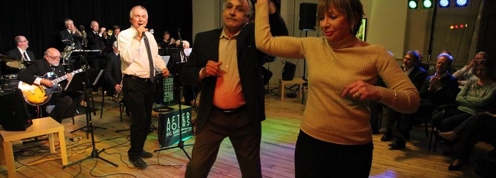 ACC George & Dancers April 2015.jpg