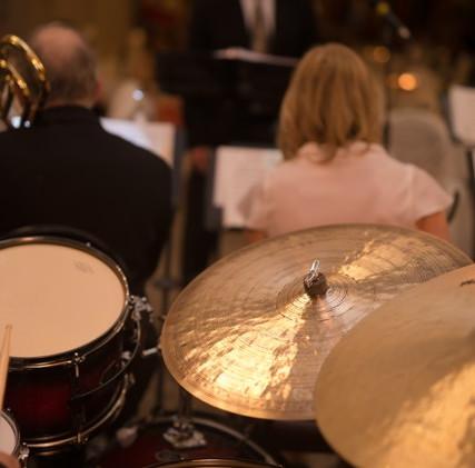 Cardinal drums May 2017.jpg