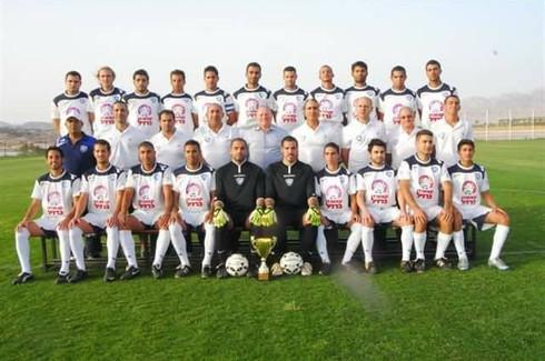 קבוצת בני אילת 2009-2011
