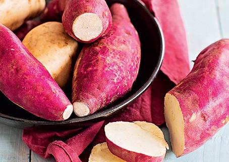 Batata doce, uma alternativa saudável!