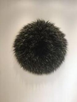 Plexus - 2017 - cheveu, fil, fibre - Dorah