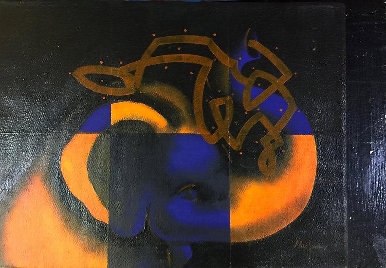 Max Sanz - La constelaciòn del elefante