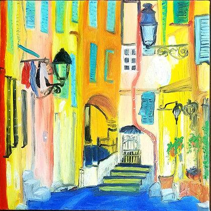Gordes secret street 12 x 12