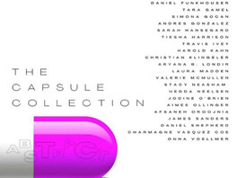 9th gallery,  abstract capsule collection