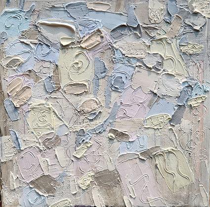 Naturally abstract #7, 10 x 10