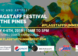 7/4 - 7/6 Flagstaff Festival in the Pines