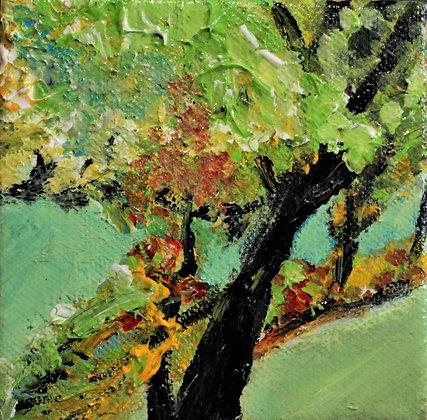 The Tree - 4 x 4