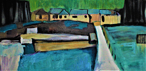 The Lakehouse 24 x 48