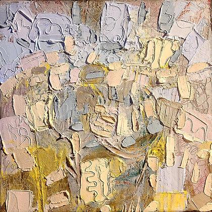 Naturally abstract #6, 10 x 10