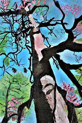 The Tree 24 x 36