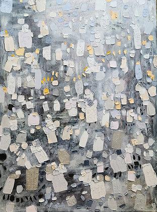 Naturally abstract #5, 36 x 48
