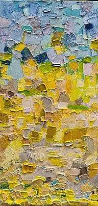 Naturally abstract 10, 12 x 24