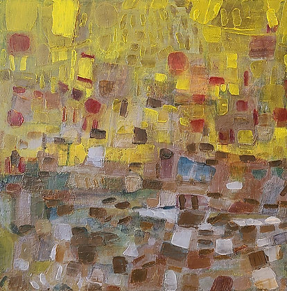 Naturally abstract #2, 20 x 20