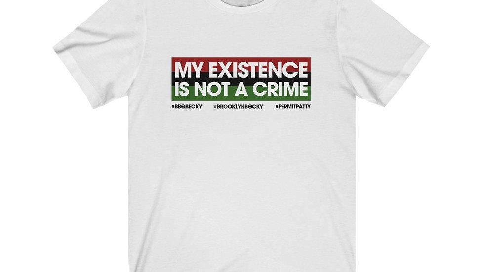 Not a Crime Tee