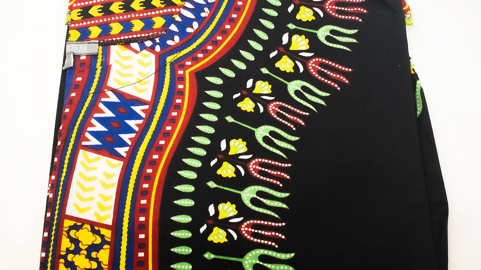 Traditional Black Dashiki