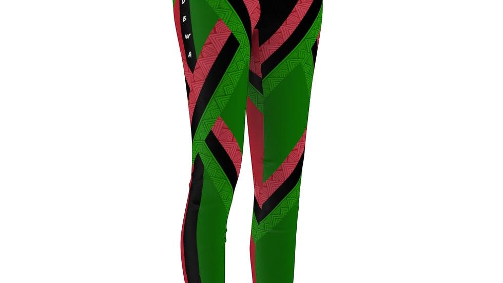 Women's Pan-African Casual Leggings