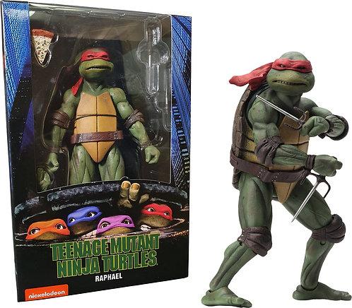 """Teenage Mutant Ninja Turtles (1990) - Raphael 7"""" Action Figure"""