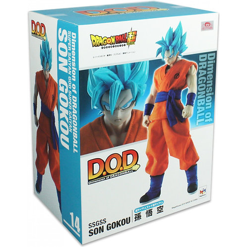 Dragon Ball Z – Dimension Of Dragon Ball Super Saiyan God Goku