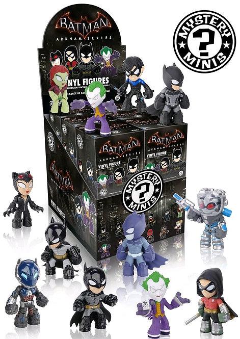 Batman - Arkham Series Gamestop US Exclusive Mystery Minis Blind Box Set Of 12