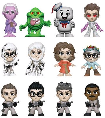 Ghostbusters - Mystery Minis Blind Box Of 12