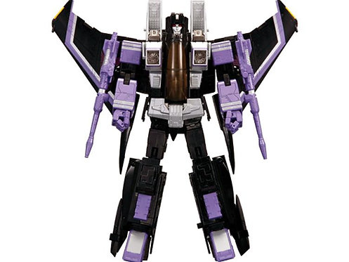 Transformers - MP-11SW Masterpiece Skywarp Exclusive Reissue With Coin