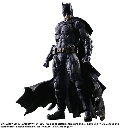 Batman V Superman - Batman Play Arts Figure