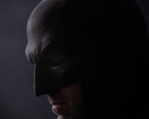 SDCC: DC Entertainment Debuts New Image of Ben Affleck as Batman