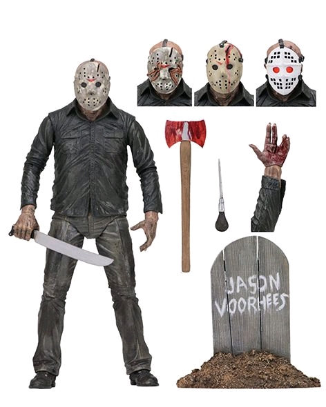 "Friday the 13th Part 5 - Jason Dream Sequence 7"" Action Figure"