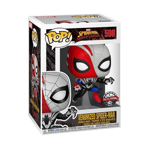 Venom - Venomized Spider-Man US Exclusive Pop! Vinyl