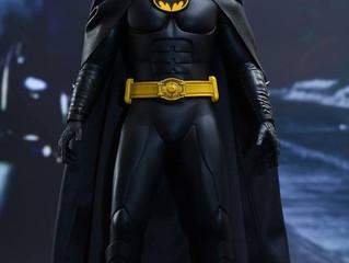 Hot Toys Batman & Bruce Wayne Figure Set - Coming Soon!