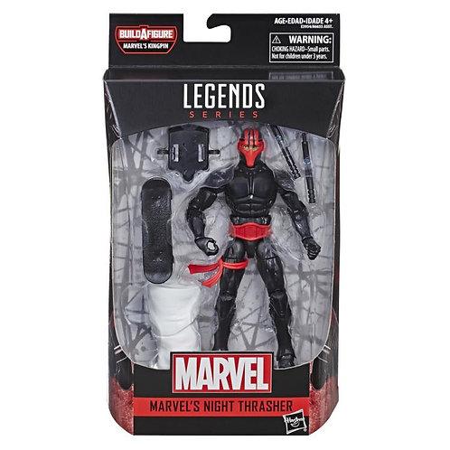 Spider-Man Marvel Legends Wave 9 - Marvel's Thrasher