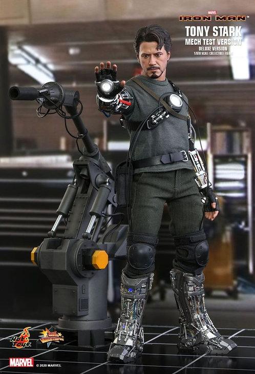 "Iron Man - Tony Stark Mech Test Deluxe 1:6 Scale 12"" Action Figure"